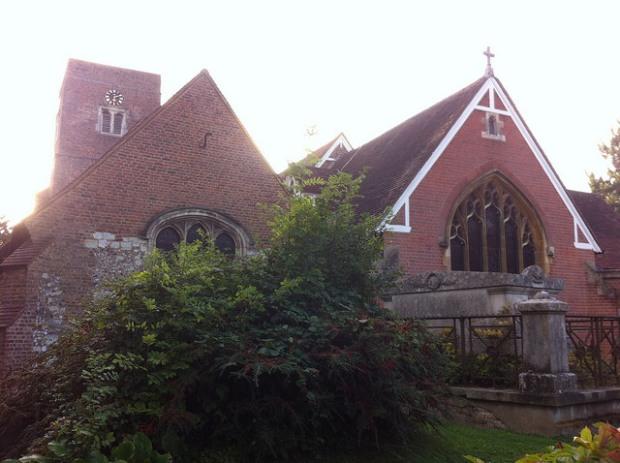 Worcester Park / Kingston church