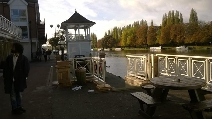 Thames again