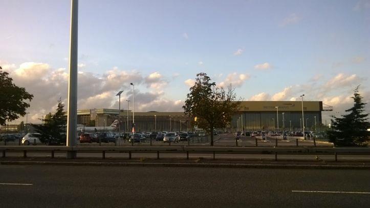 Allegory 4: Grail (Heathrow)