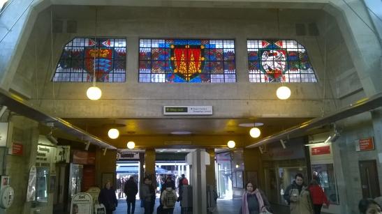 Uxbridge art-deco grandeur
