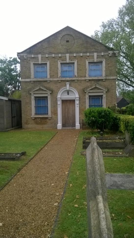 Disused dissenter's chapel
