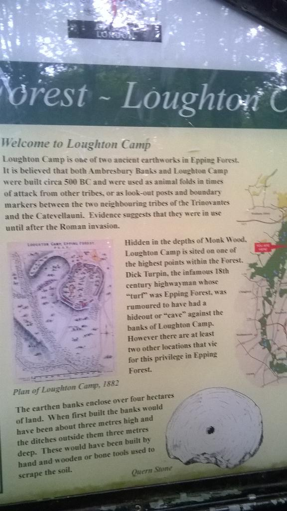 Loughton Camp